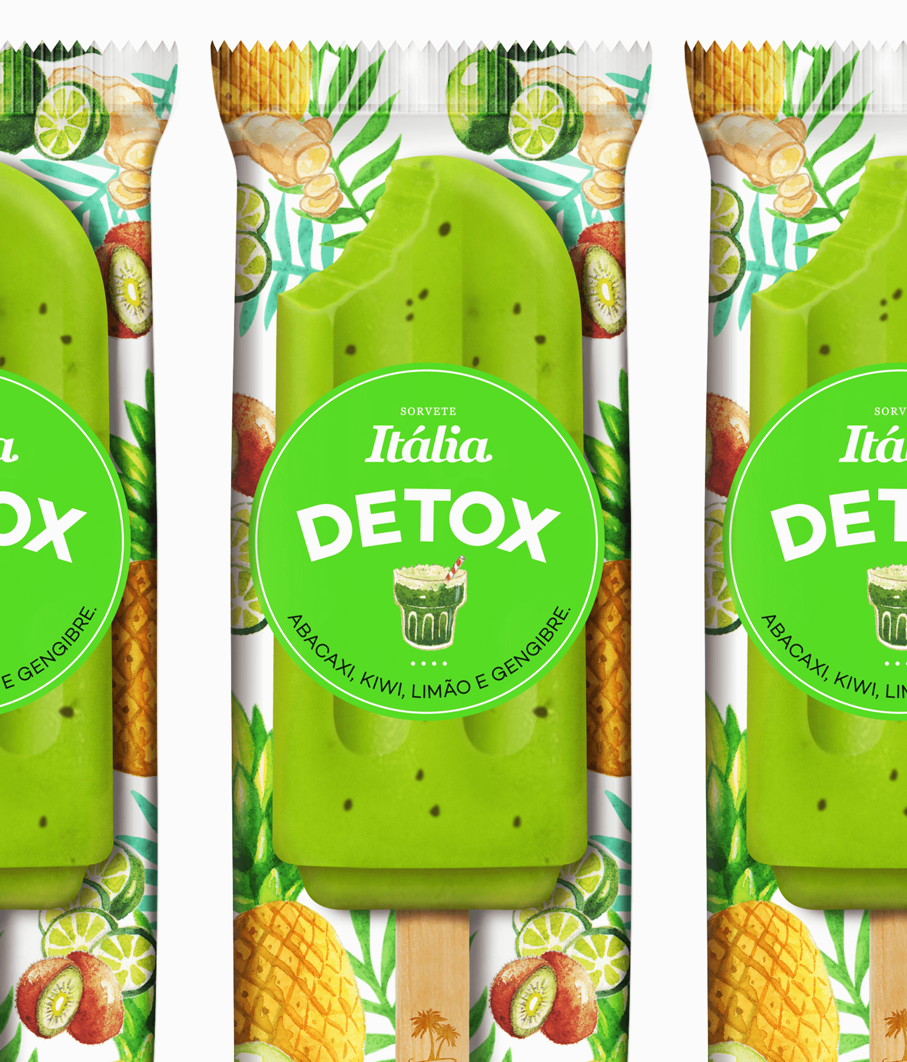 Itália Ice Cream Detox